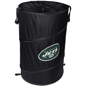 New York Jets Cylinder Pop Up Hamper