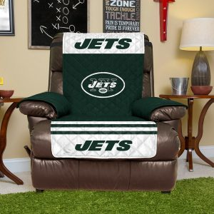 New York Jets Green Recliner Protector
