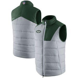 New York Jets Nike Champ Drive Vest