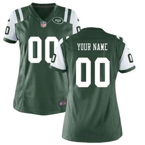 New York Jets Nike Women's Custom Game Jersey
