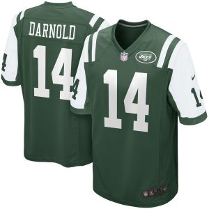 Sam Darnold New York Jets Nike Game Jersey