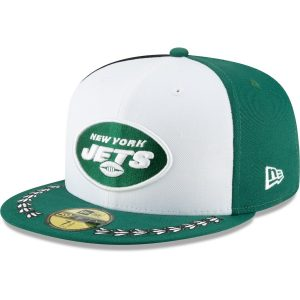 New York Jets New Era 2019 NFL Draft On-Stage Official 59FIFTY Fitted Hat