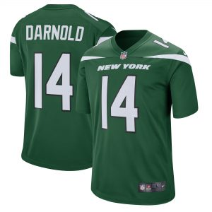 Sam Darnold New York Jets Nike Game Player Jersey